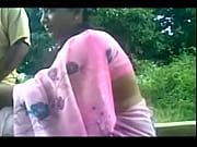 mature aunty gives outdoor blowjob &amp_.