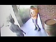 Teen gets wrecked by Harambe and his mom