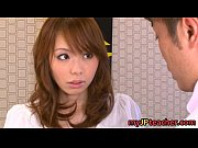 Eri Ouka Sweet Japanese teacher is sexy