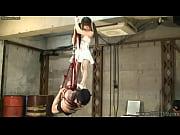 femdom emiru hanging and strap on.