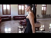Eurobabe Athina Love banged by stranger
