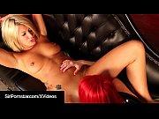 busty red vampiress siri pornstar drains lesbian laela pryce