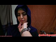 hijab wearing arab blowing dick
