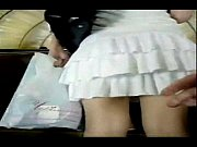 upskirt dress in stairs amazing videos!!!