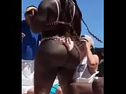 thick chocolate chick myrtle beach twerking
