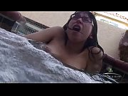 Hairy Asian Alice plays with herself in a hottub Thumbnail