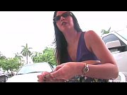 hot babe krista cruvy babe flash in public