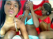 streamate ebony lesbian threesome