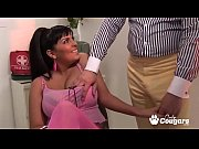 Nurse Jasmine Black &amp_ Stacy Saran Help Collect A Sperm Sample