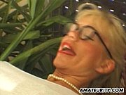 amateur milf anal action with cum.