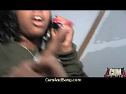 swallowing sperm makes her horny 22