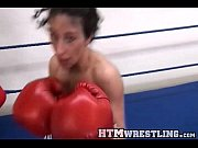POV Boxing Fantasies Topless