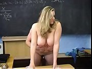 Hot blonde fucked by professor. What'_s her name? Thumbnail