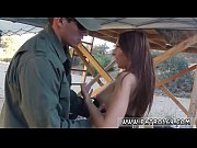 Police pull over xxx Brunette gets pulled over for a cavity search