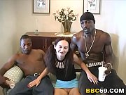 petite joli does anal in threesome.