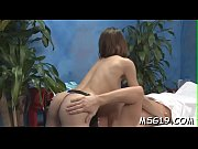 stripped massage video