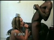jeniffer sucking her first big black.