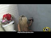 Interracial - White Lady Confesses Her Sins at Gloryhole 24
