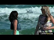 Horny Lesbo Teen Girls (Shae Summers &_ Brianna Oshea) Make Love On Cam video-24
