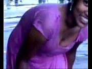 village girl bathing in river showing assets www.favoritevideos.in
