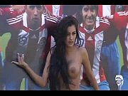 Larissa Riquelme play boy