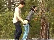outdoor sex video couple fucking