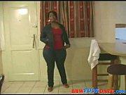 afro american bbw exposing her huge.