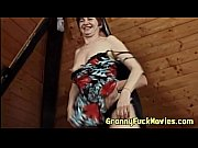 cock hungry horny granny
