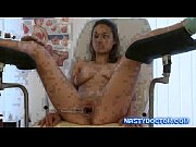 She Gets Horny From A Speculum inside her