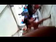 mujer se desnudo y bailo en tanga en cartagena