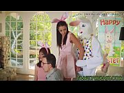 xncams.ml cute teen avi surprises easter bunny with.