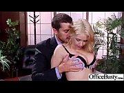 hard sex in office with slut big juggs.