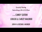 Shebang.TV - Cany Sexton, Loulou &amp_ Carley Maliboo
