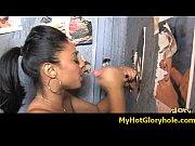 myhotgloryhole.com - interracial cock gloryhole sucking - video 22
