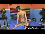 Gay boys wetting their pants Dustin Revees and Leo Page embark an Thumbnail