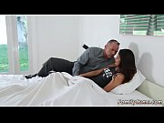 Old man fuck teen xxx Stepchum&#039_s daughter Sick Days