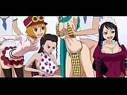 One piece girls orgy koala violet rebecca