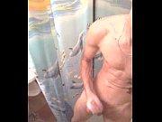 paja en la ducha