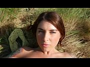 Felicity Feline outdoors public masturbation and sex