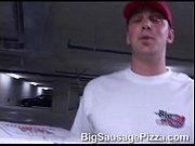 Big Sausage Pizza - Anita