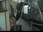 couple caught on security cam - more videos.