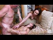 супруги голые в кровати