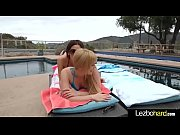 Sex Scene On Cam With Superb Teen Hot Lez Girls (Jayme Langford &amp_ Vanessa Veracruz) movie-12