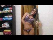 Ana Paula twitcam Miss Bumbum 1