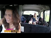 female fake taxi out of town visitor gets.