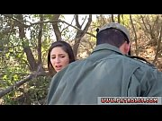 Black girl cop and brunette police woman Latina Deepthroats on the