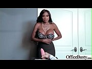 (Diamond Jackson) Naughty Slut Big Tits Girl Get Nailed In Office vid-11