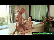 Masseuse offers Anal Sex during a Nuru Massage 13