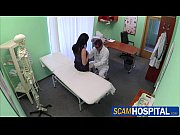 gorgeous hot inga gets fucked by her doctor.