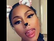 Nicki Minaj Virtual Facial